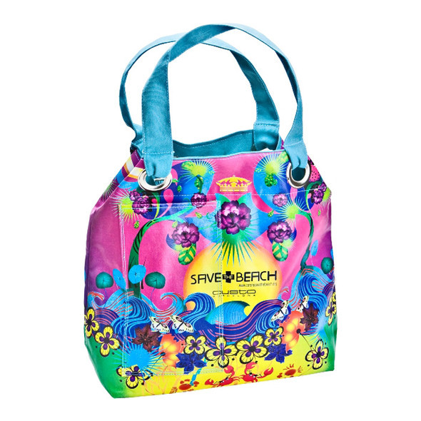 Buy the bag and save the beach. Изображение № 2.