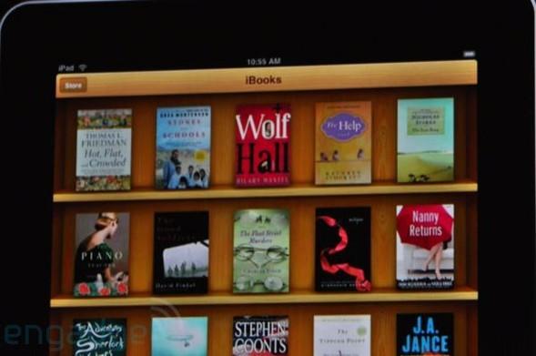 Презентация нового продукта iPad от Apple. Изображение № 14.