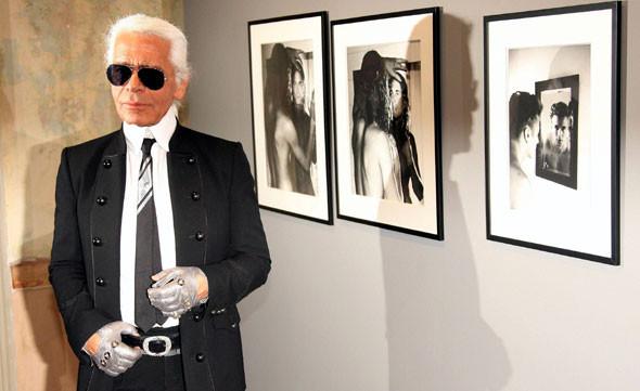 Карл Лагерфельд отменил показ Karl Lagerfeld. Изображение № 1.