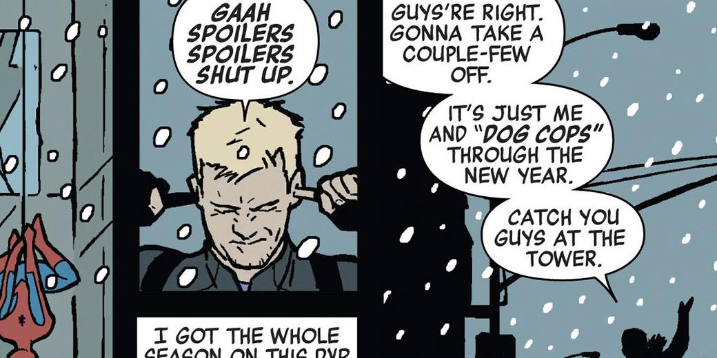 Как читать супергеройские комиксы: Руководство для начинающих. Изображение № 37.