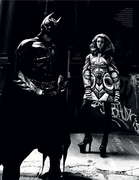French Revue de Modes #15 – The Dark Knight. Изображение № 12.