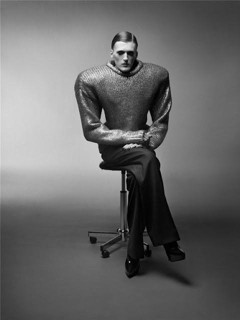 Архивная съёмка: Гарет Пью в объективе Сольве Сундсбо, 2007. Изображение № 3.