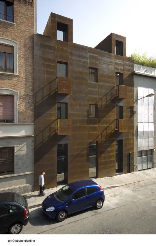 Stefano Cerruti House. Изображение № 1.