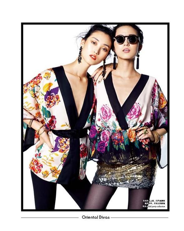 Съёмка: Лина Чжан, Мин Фэй Ни и Сяо Вэнь Цзюй в H&M для SHC. Изображение № 3.