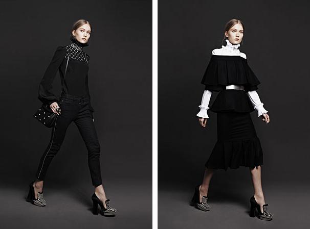 Вышли новые лукбуки Alexander McQueen и Moda Operandi. Изображение № 4.