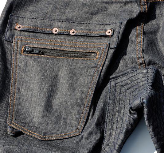 Osloh Bicycle Jeans. Изображение № 6.
