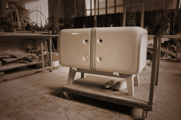 Дизайн мебели Keramos от Coprodotto. Изображение № 18.