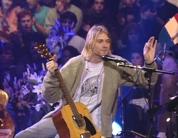 Nirvana - Unplugged In New York. Изображение № 2.