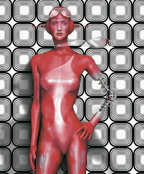 Benedict Campbell - 3D Designer. Изображение № 21.