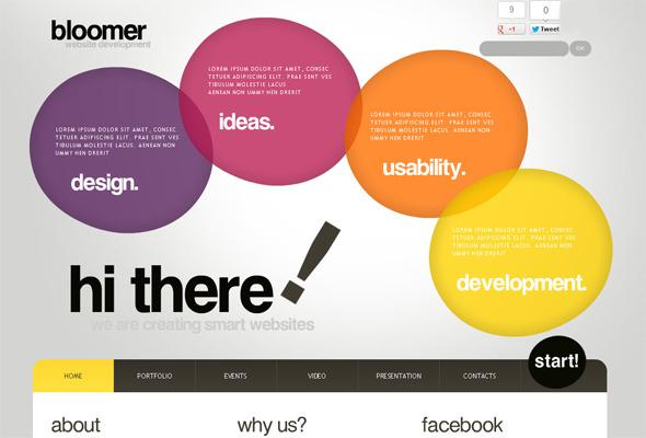 Подборка невероятных сайтов веб-дизайн студий. Изображение № 21.
