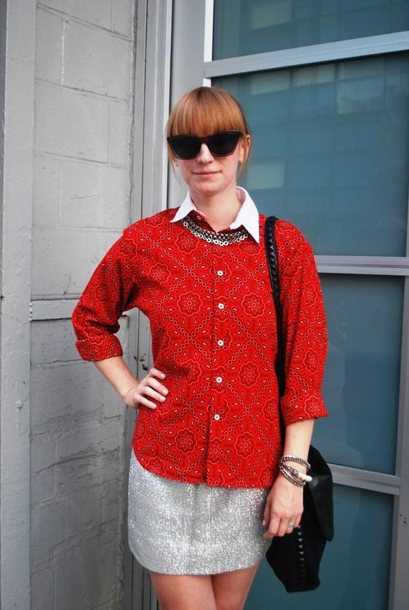 Street Fashion @ NYFW. Изображение № 29.