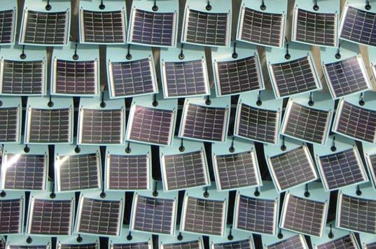 Фотогальваническая лиана Solar Ivy. Изображение № 4.