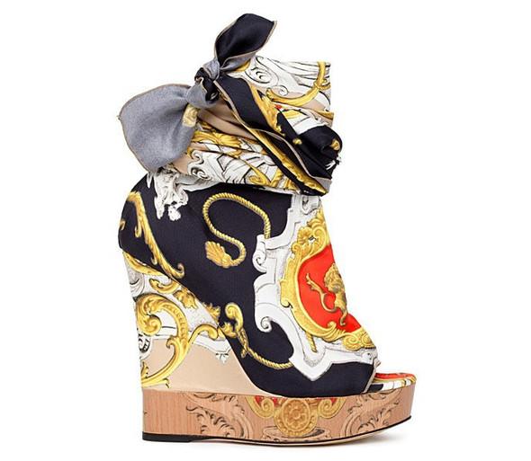 Модная обувь весна-лето 2012 от D&G. Изображение № 5.