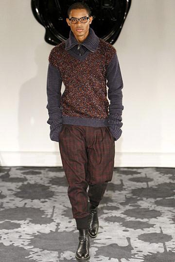 Неделя моды в Париже: мужские показы. Изображение № 30.