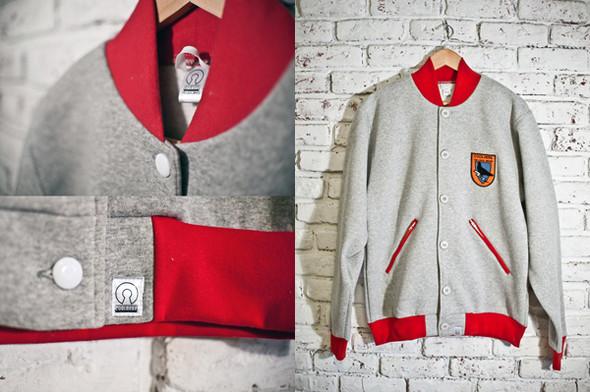 Украинская марка COOLHERE выпустила университетские куртки. Изображение № 4.
