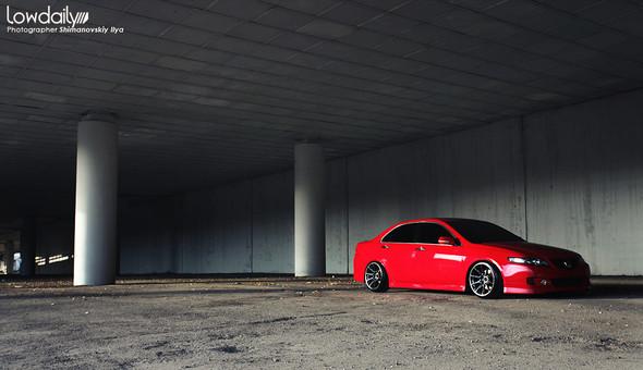 Not stereotype – Honda Accord. Изображение № 6.