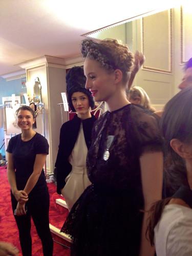 Дневник модели: Показы недели моды Haute Couture. Изображение № 80.