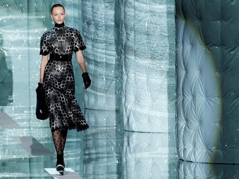 Изображение 14. Неделя Моды в Нью-Йорке. New York Fashion Week.. Изображение № 15.
