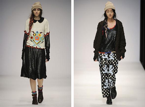 London Fashion Week AW 10: День пятый. Изображение № 11.