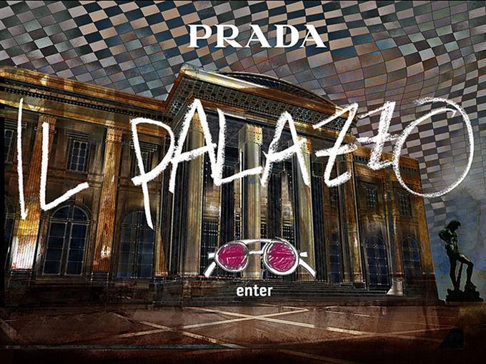 Prada выпустили приложение для iPad с Ричардом Хайнсом. Изображение № 1.