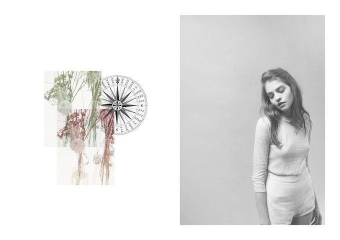 Показаны новые лукбуки Balenciaga, Chanel и Zac Posen. Изображение № 67.