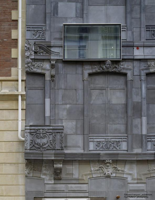 Hotel Fouquet Barrier. Изображение № 4.