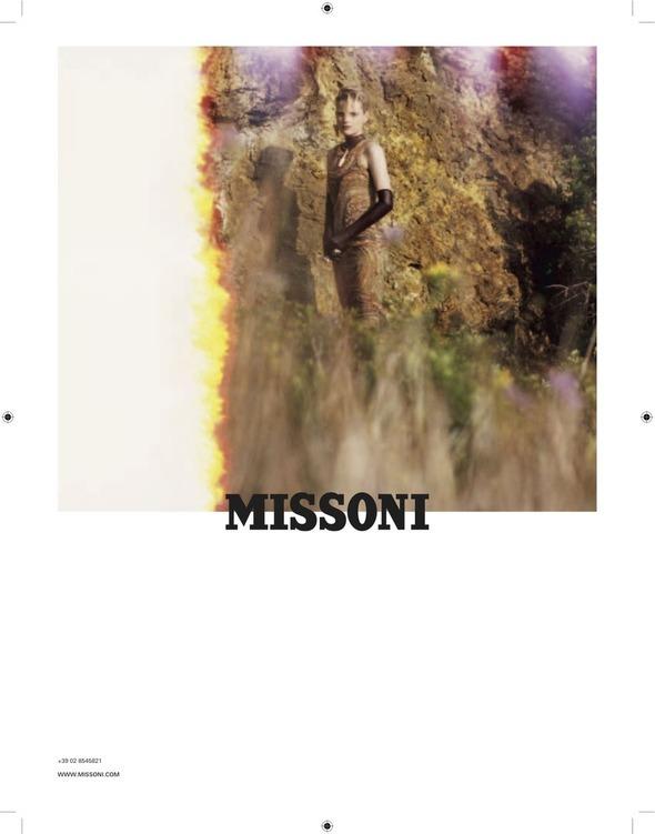 Превью кампаний: Nina Ricci, Aldo, Missoni, Valentino и DVF. Изображение № 14.