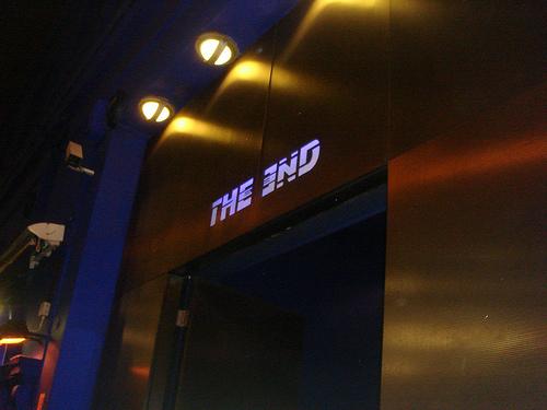 Theend ofThe End. Изображение № 1.