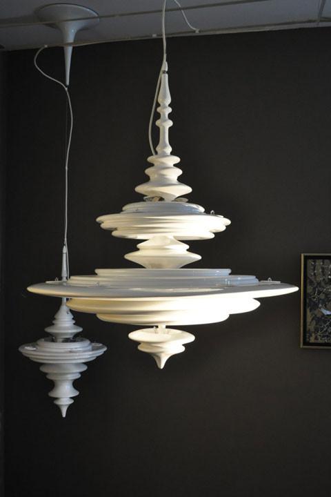 Лампы на Миланской Неделе Дизайна 2010. Изображение № 18.
