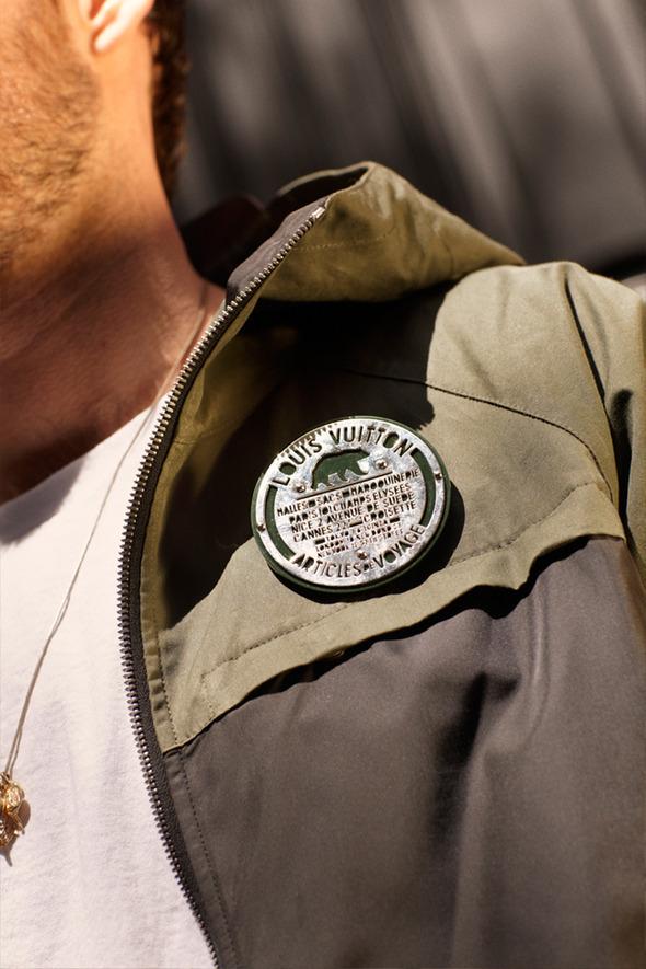 Новые мужские лукбуки Louis Vuitton, Marc Jacobs и Fred Perry. Изображение № 45.