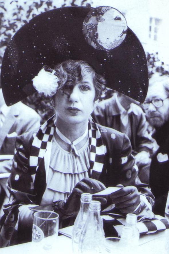 Анна Пьяджи. Модный гардероб. Изображение № 11.