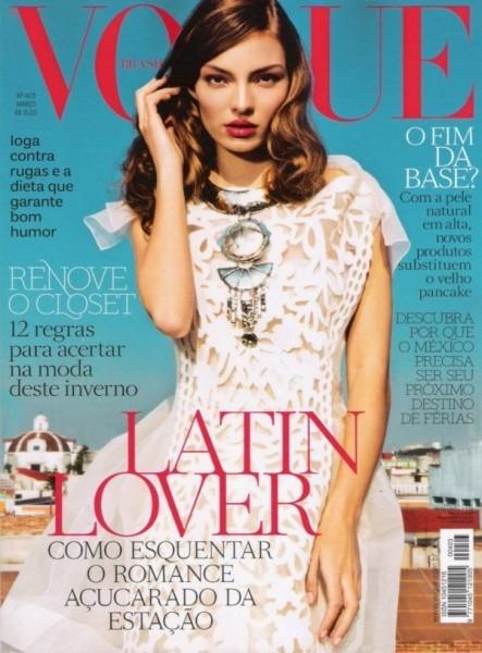 40 обложек с вещами из коллекции Louis Vuitton SS 2012. Изображение № 36.