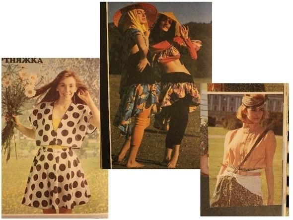 Изображение 4. Журнал мод 1990.. Изображение № 3.