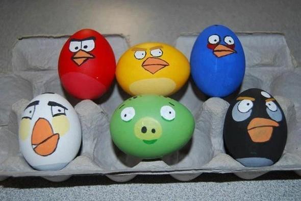 Пора красить яйца. Изображение № 1.