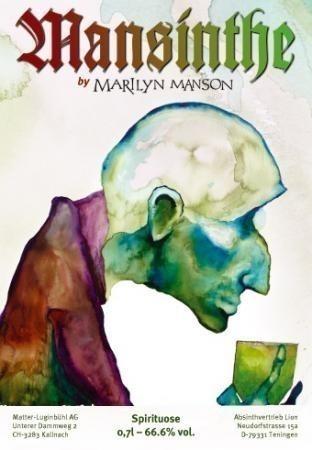 Mansinthe отМэрлина Мэнсона. Изображение № 4.