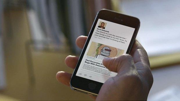Дизайнеры критикуют мобильное приложение Paper. Изображение № 8.