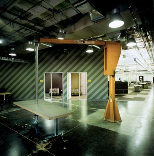 Новый офис Facebook. Изображение № 3.