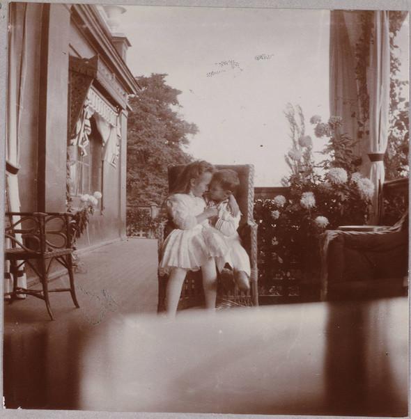 Редкие фотографии семьи Романовых. Изображение № 1.
