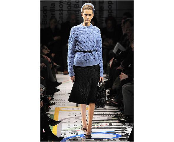 Показ Prada на Неделе моды в Милане. Изображение № 19.