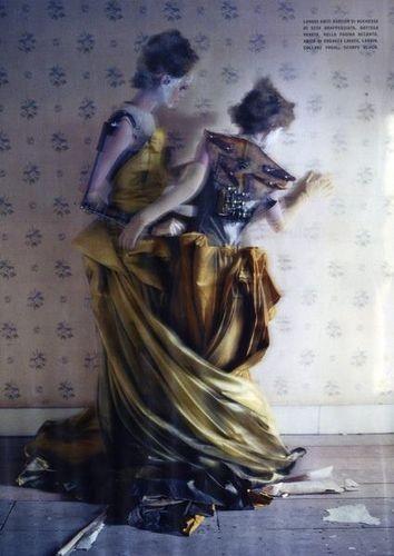 Съёмка: Тим Уокер для итальянского Vogue. Изображение № 8.