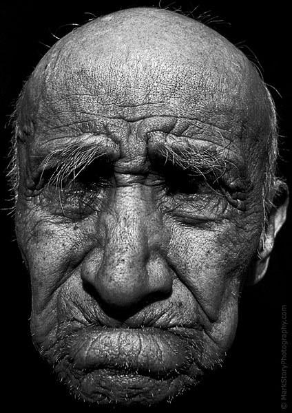 Mark Story – Лица времени, илижизь награни трех веков. Изображение № 7.