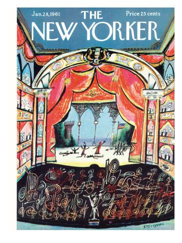 10 иллюстраторов журнала New Yorker. Изображение №46.