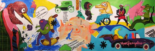 К доске: 10 художников-скейтбордистов. Изображение №6.