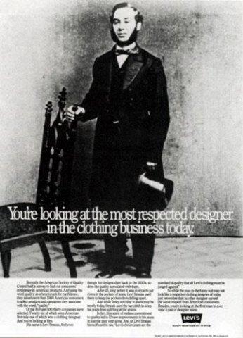 Levi Strauss. Изображение № 1.