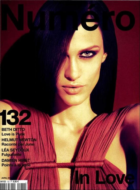 Обложки: Harper's Bazaar, Playing Fashion, Style.com/Print и другие. Изображение № 2.