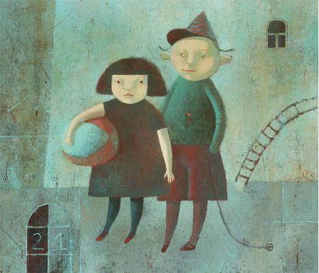 Наивная живопись Светланы Румак. Изображение № 40.