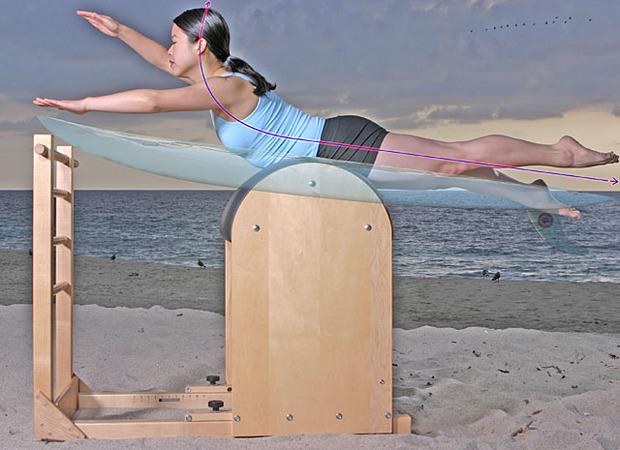 Пилатес и серфинг. Изображение № 1.