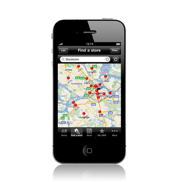 Изображение 6. У H&M появилось приложение для iPhone.. Изображение № 6.
