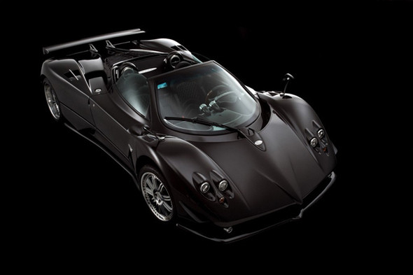 Изображение 3. Pagani Zonda F Club Sport Roadster Final Edition.. Изображение № 3.