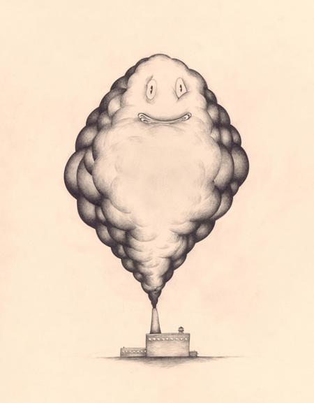 Искусство Джеффа Ладусера. Изображение № 22.
